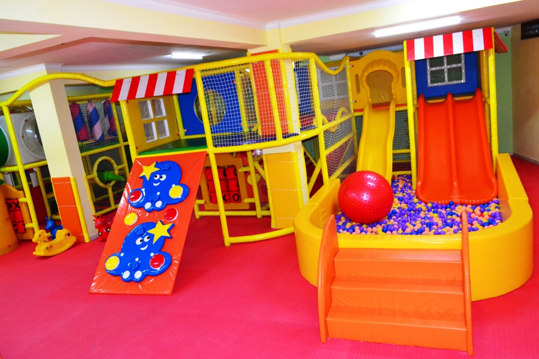 JIA Play Zone